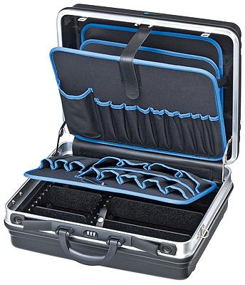 Werkzeugkoffer AAC speziell für die Kabelkonfektion