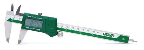 Hochpräziser Messschieber Digital IP54 staub- und spritzwassergeschützt 0-150mm/0-6