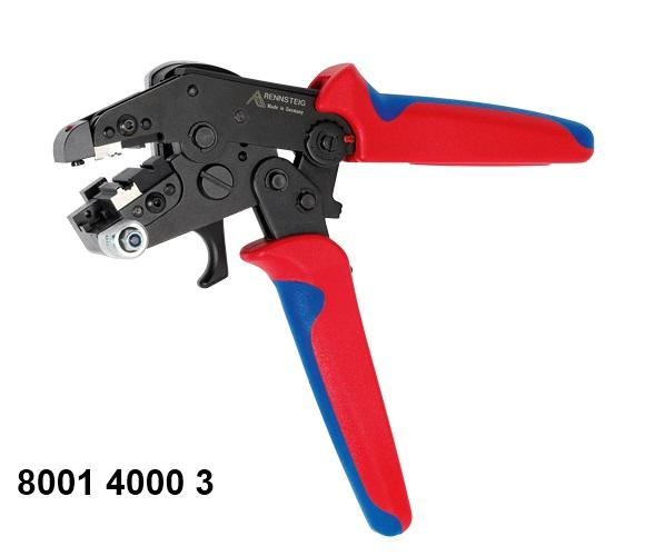 Werkzeuge für die Bearbeitung von LWL (POF)  Rennsteig