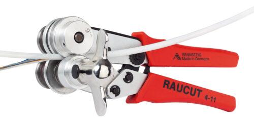 RAUCUT II im Kunststoffkoffer Rennsteig