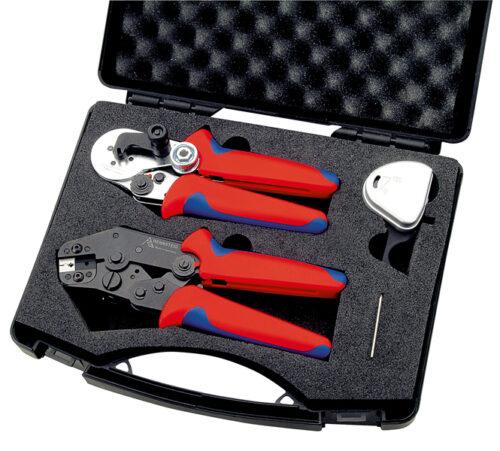 Werkzeug-Set Koffer für POF und Verbinder System Most Rennsteig