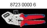 Vierdornzange DigiCrimp®  für gedrehte Kontakte