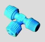 L-Einschraubverschraubung  konisch Kunststoff (PP)