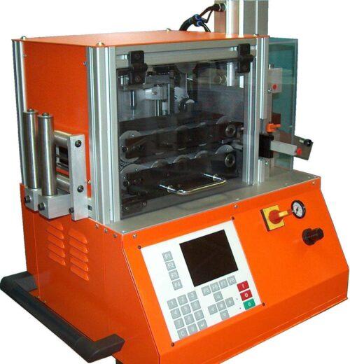 AUTOCUT 85 QC Standard Elektro- pneumatische Schneidemaschine mit Bandantrieb