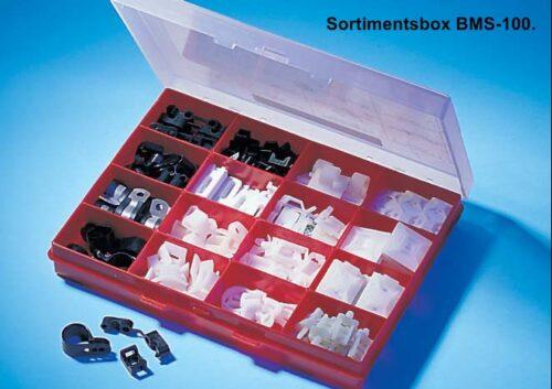 151-00000 HellermannTyton  Sortimentsbox BMS-100