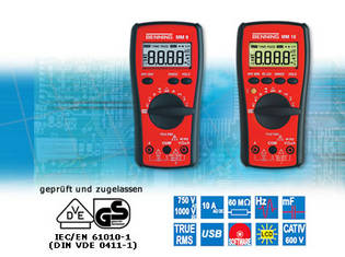 BENNING MM 9 - BENNING MM 10 Digital-Multimeter der höchsten Messkategorie CAT IV