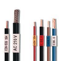 VT SF 1/21 NEUTRAL GE V0, Weidmüller Leitermarkierer, SlimFix 0 (0,5 - 0,8 mm²)