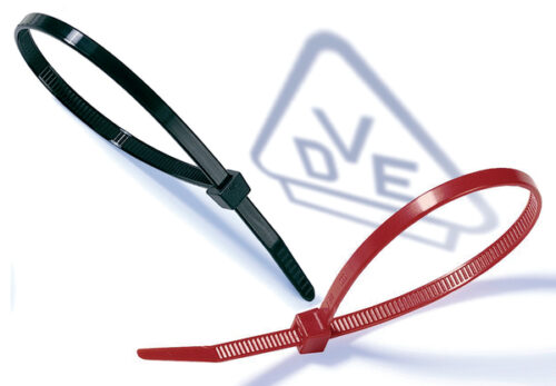 Kabelbinder T-Serie HellermannTyton Bündeldurchmesser 50 mm