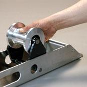 Roll-Profi JumboRail Abroller für Trommeln von 50 bis 120 cm