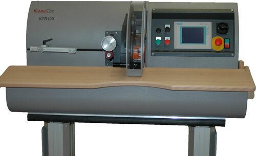 Bandagiermaschine KTR 100 Der Allrounder