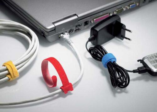 Kabelbinder Klettbinder TEXTIE®-Serie HellermannTyton