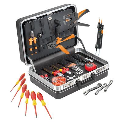 Werkzeugkoffer bestückt PRO TOPCASE INSTA