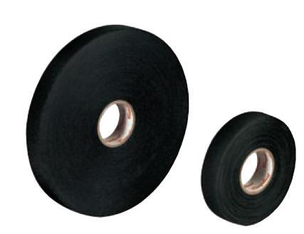 Coroplast 837 X / 838 X Polyestergewebeklebeband zur Bandagierung und Bündelung von Kabelsätzen