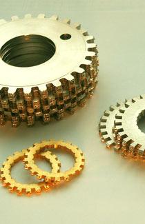 Prägeräder Heißprägedrucker Z283, Z284 TYP 3  0 - 9 . / - + N - Z
