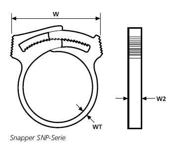 Snapper SNP-Serie HellermannTyton