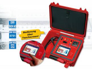 Sicherheitsprüfgerät BENNING ST 750 Gerätetester zur Prüfung elektrischer und medizinisch elektrischer Geräte