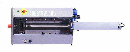 AM.STRIP 500 / 750 / 1000 Abmantelmaschine