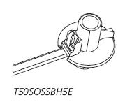 Befestigungsbinder T50SOSSBH5E HellermannTyton