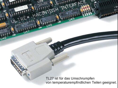 TL27 Schrumpfschlauch HellermannTyton
