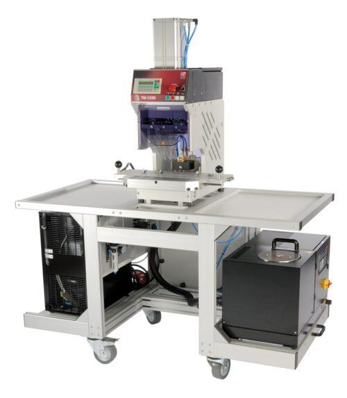 TM 3500 Verarbeitungsmaschine Hotmelt-Moulding