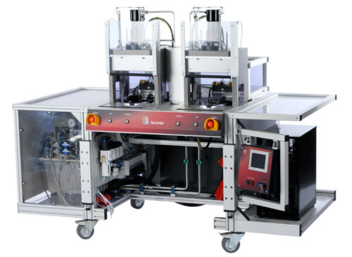 TM 6500 Verarbeitungsmaschine Hotmelt-Moulding