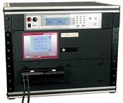 Touch 1 Ultra Testen von Mehrpunkt-Hochspannung von Kabeln bzw. Kabelbäumen