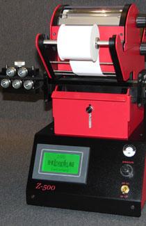 Heißprägedrucker Z - 500 elektropneumatisches Heissprägegerät