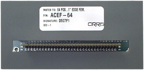 Card Edge Adapter Standardadapter