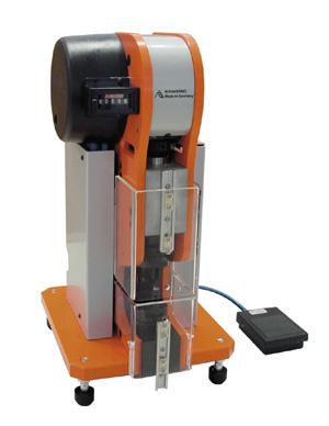 CM 25-1  pneumatische Crimpmaschine pneumatische Crimpmaschine für Wechselgesenke
