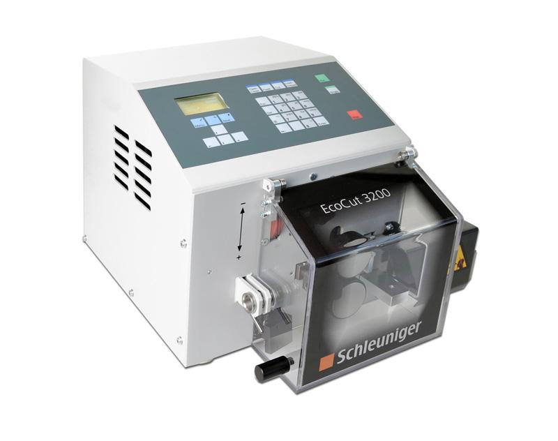 EcoCut 3200 Schneidemaschine für Kabel und Schläuche