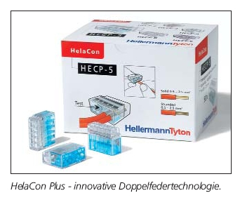 HelaCon Plus HellermannTyton