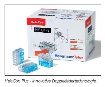 HelaCon Plus HellermannTyton