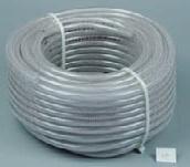 PVC-Schlauch mit Gewebeeinlage