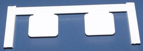 Gerätemarkierer, Clipcard CC 15/17 K MC NEUTR. WS