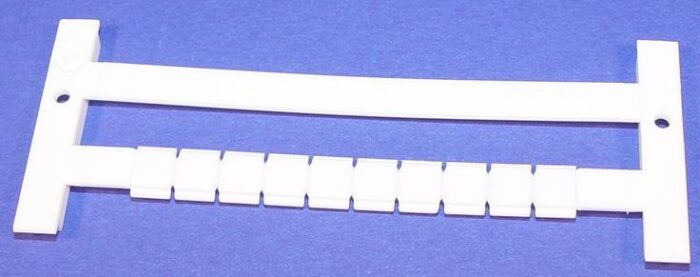MF 5/4 MC NEUTRAL WS, Weidmüller Klemmenmarkierer, Multifit