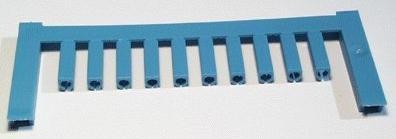 SF 0/12 NEUTRAL BL V2, Weidmüller Leitermarkierer, SlimFix 0 (0,25 - 0,5 mm²)