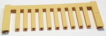 VT SF 0/21 NEUTRAL GE V0, Weidmüller Leitermarkierer, SlimFix 0 (0,25 - 0,5 mm²)