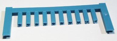 SF 1/12 NEUTRAL BL V2, Weidmüller Leitermarkierer, SlimFix 0 (0,5 - 0,8 mm²)