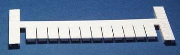 Klemmenmarkierer, WS WS 10/5 MC Midd. Neutr.