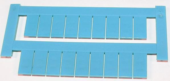 Klemmenmarkierer, Neutral, BL, Weidmüller WS 12/6,5 MC neutral BL