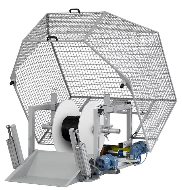Zuführgerät SAR 800 - 1250