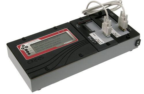 Signature 1100R+ Testsystem für den universellen Einsatz