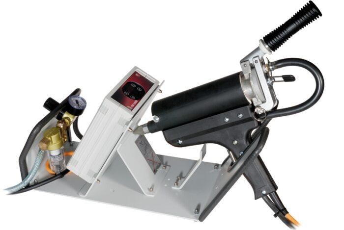 TM 2000E elektronisch geregeltes Handauftragsgerät