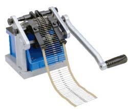 Cutbend VB 05 Schneide- und Biegemaschine Drahtdurchmesser 0,3 - 0,5 mm