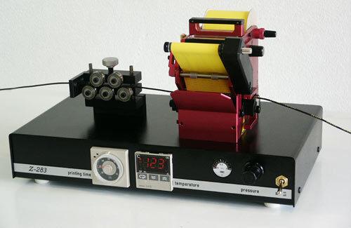 Heißprägedrucker Z 283