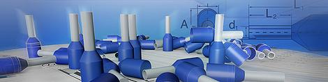 Sonderaderendhülsen für AWG - Leitungen