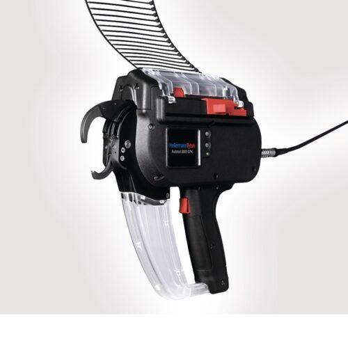 Kabelbinderbearbeitung